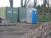 Liquid Portable Toilet (LPT)