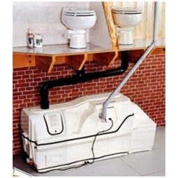 Centrex 2000 - Domestic & Small Commercial Composting Toilet